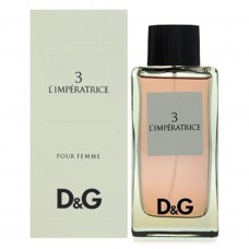 Туалетная вода  DOLCE & GABBANA Anthology L'Imperatrice 3 EDT 100 ml - Женский