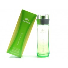 Туалетная вода  LACOSTE Touch of Spring EDT 90 ml - Женский